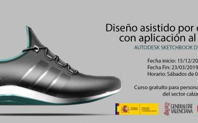 Diseño asistido por ordenador  con aplicación al calzado – AUTODESK SKETCHBOOK DESIGNER