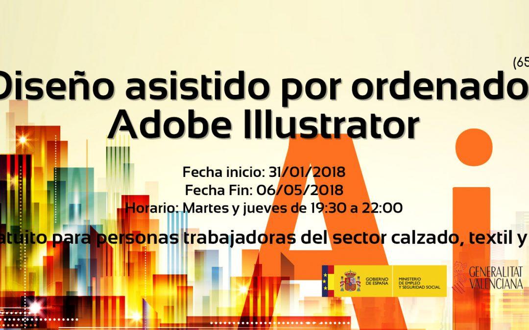 Diseño gráfico asistido por ordenador (Illustrator)