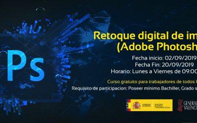 Retoque digital de imágenes (Adobe Photoshop)