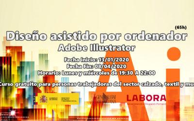 Diseño asistido por ordenador. Adobe Illustrator