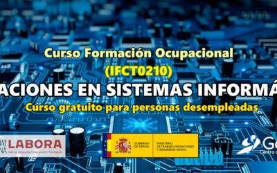 Operación de sistemas informáticos